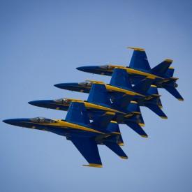 Blue Angels Echelon 2
