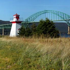 Seal Island Bridge, Cape Breton