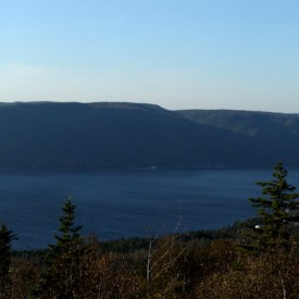 St. Anne's Lookoff, Cape Breton