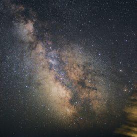 Galactic Core of the Milky Way in Sagittarius